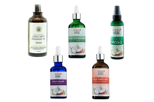 Massage & Essential Oil Products