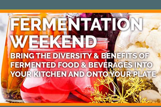 Rest & Digest Wellness Haven - Fermentation Weekend