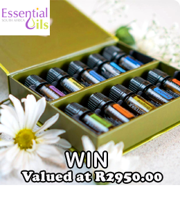 Essential Oils South Africa Prize