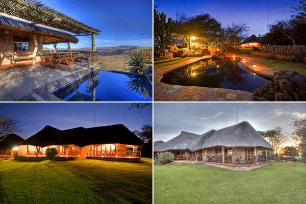 Gwahumbe Game Lodge and Spa