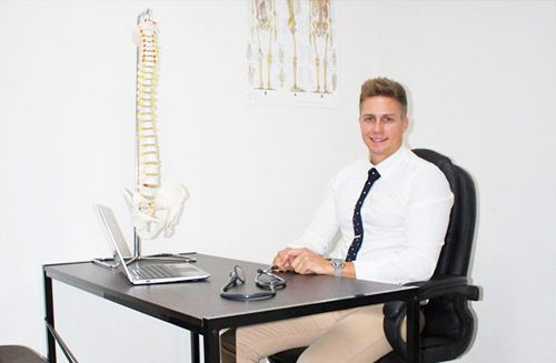 Dr Ryan Kirtley Chiropractor