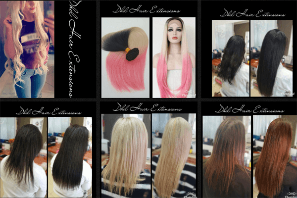 DHD Hair Extensions and Sunbed Salon