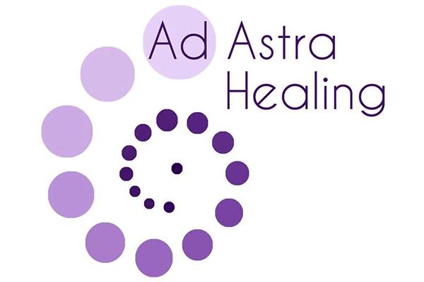 Ad Astra Healing Logo