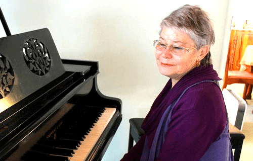 Valerie Kerr Pianist and Composer