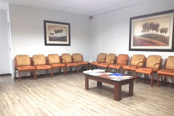 Raath and Van Heerden Physiotherapists Reception