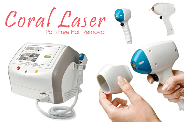 Coral Laser Hair Removal Services