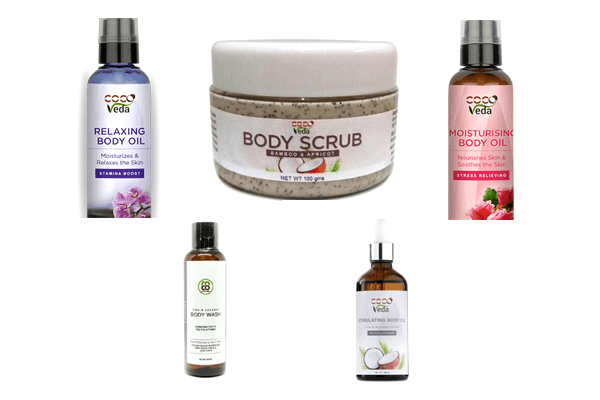 Body & Skin Care Products