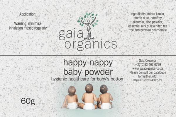 Baby Skin Care Range