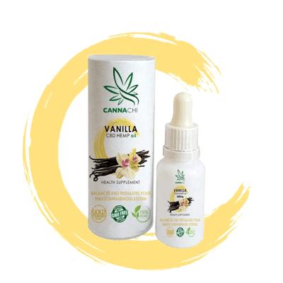 Vanilla Chi CBD Hemp Oil