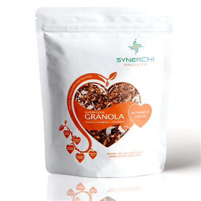 Orange Cranberry Cardamom Granola 1kg