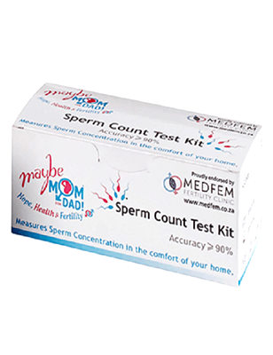 Home Sperm Count Test Kit