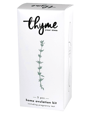 Thyme Ovulation Test Kit
