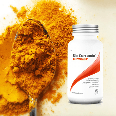 Bio-Curcumin Advanced (Turmeric capsules)