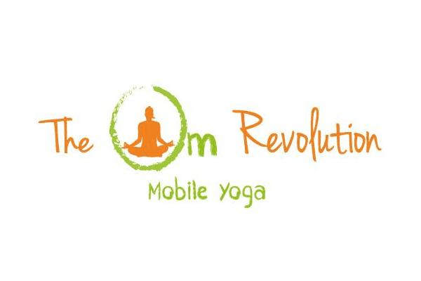 The Om Revolution Logo