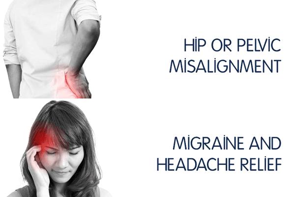 Chiropractor, Headache, Pelvic Hip Misalignment Sandton Johannesburg