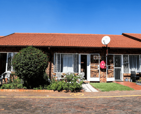 Zonneveld Village - Witpoortjie