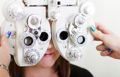 Annerie Erasmus Optometrist