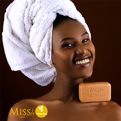Intense Brightening Exfoliating Soap