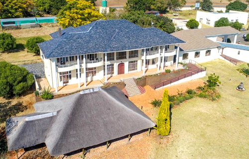 The Georgian Retirement Lodge