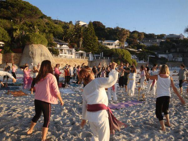 Yoga Centre Camps Bay