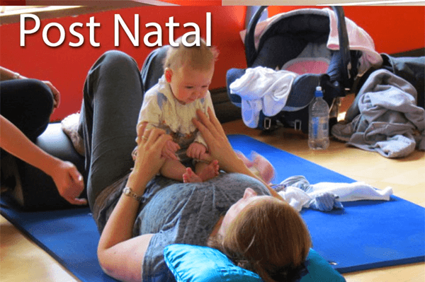 Post Natal Yoga & Pilates