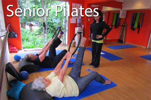 Senior Pilates