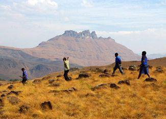 Asharam / Monastery retreat with Chandasara & Solwazi Johnson